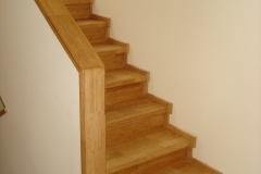 Лестница бамбук
