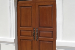 Дверь на усадьбе Веневитиных