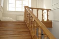 Лестница в усадьбе Веневитина
